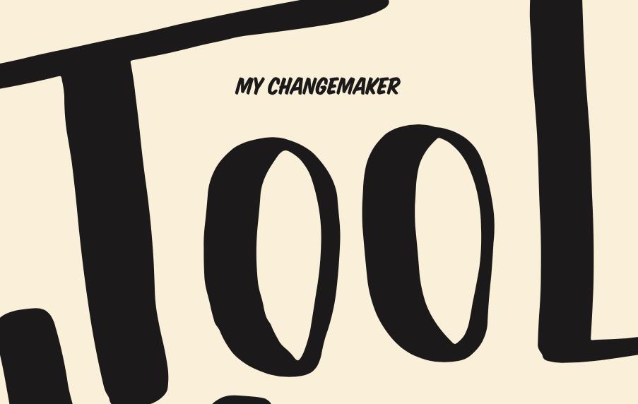 Ashoka Changemaker Toolkit -