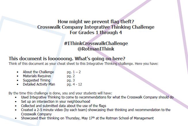 Lesson Plan - Flag Theft Challenge -