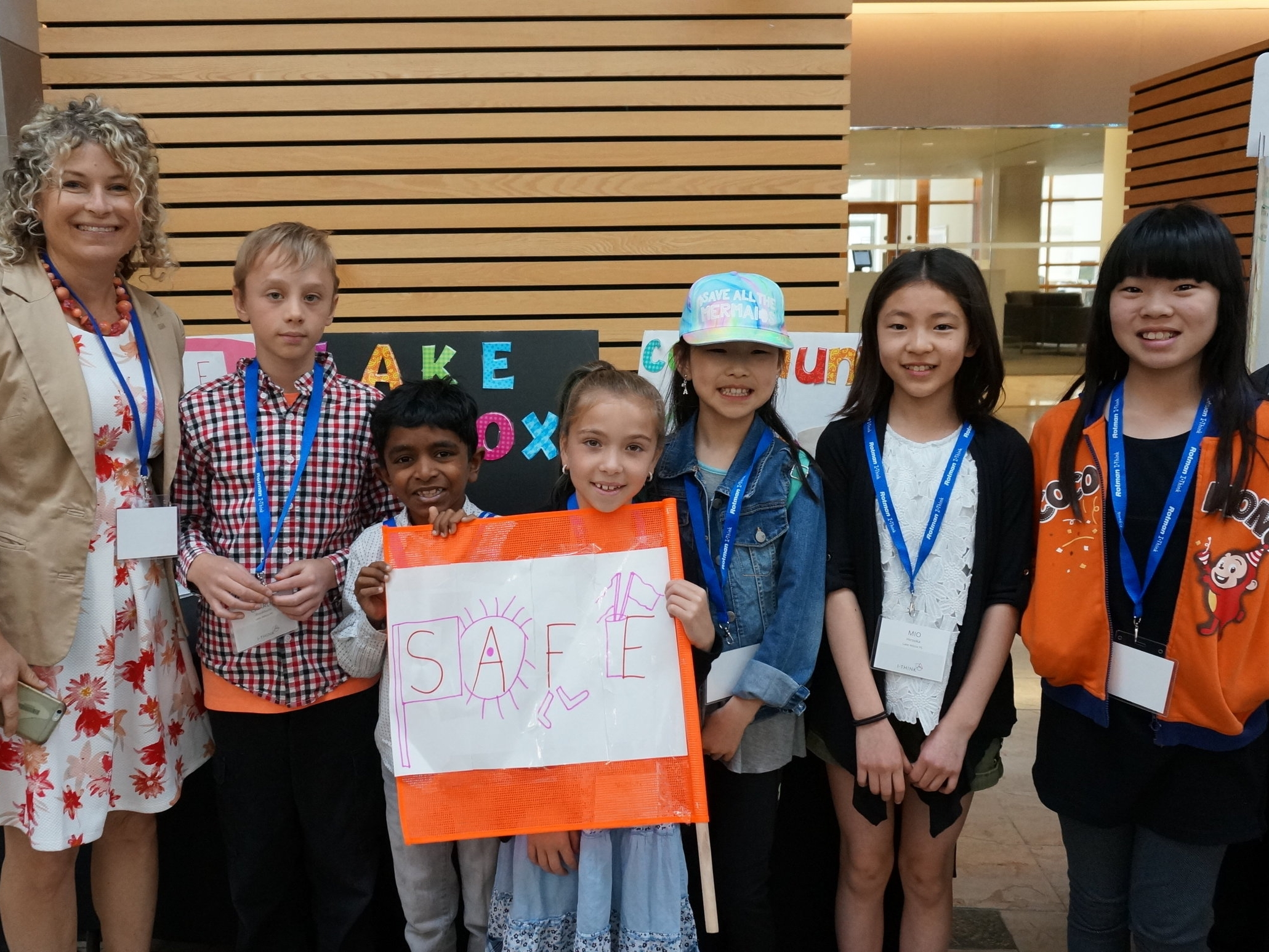 Crosswalk Challenge 2018 - 16 classrooms from across South Central Ontario applied Integrative Thinking to improving pedestrian safety in their neighbourhoods.