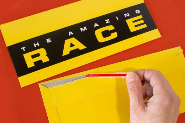 Amazing Race Handout -