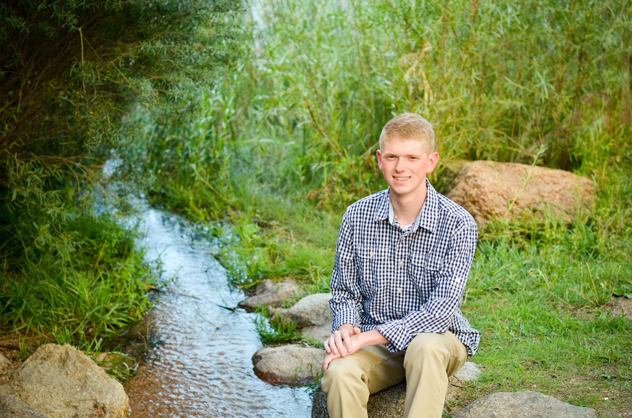 senior photography photographer colorado springs colorado