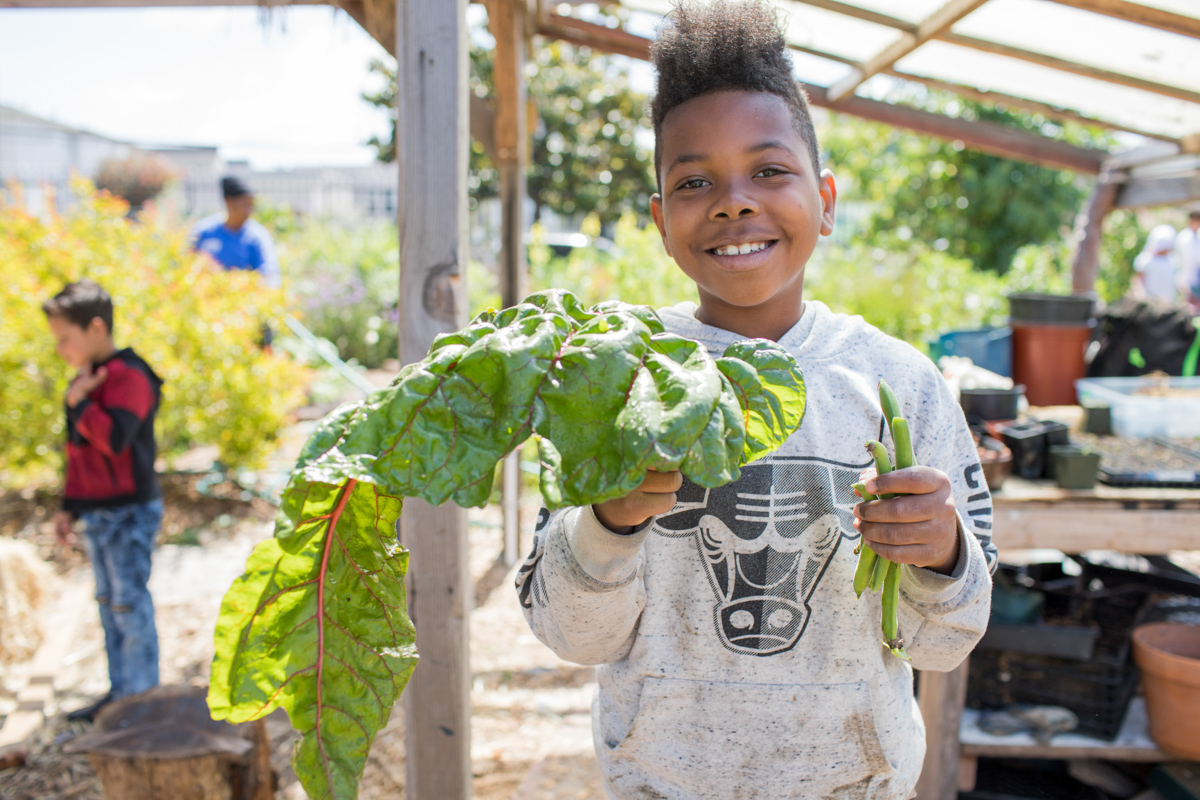Photo by Paige Green, © Green Schoolyards America