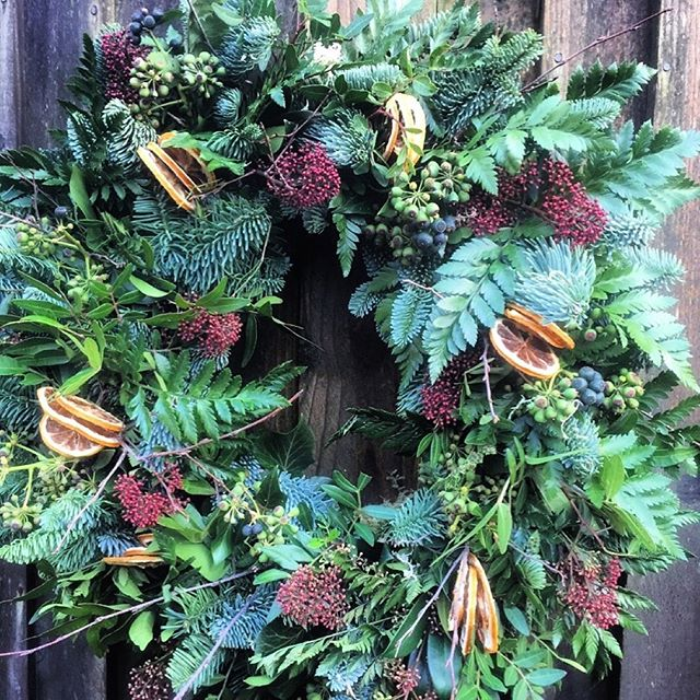 Festive all-natural wreath workshops, Lewes. Dec 2019 dates announced. Come join the fun and make your front door stand out this Christmas ! All materials entirely natural fresh and luscious - not a shiny bauble in sight ! www.darlingbudsofsussex.co.uk for dates/ times or contact info@darlingbudsofsussex.co.uk to book . Yo ho ho ! #lewes #wreathworkshopsussex #lewes4christmas #leweschristmaswreaths #christmasdoorwreath