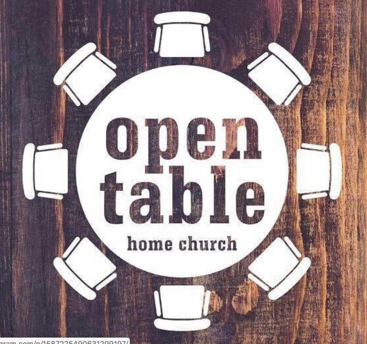 Open Table Home Church Leaders: Alex & Melissa