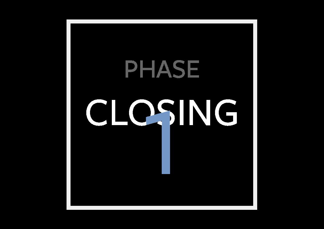 Transaction process phase 1 | Glenshore