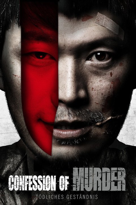 Confession of Murder (2012) Hindi ORG Dual Audio 600MB BluRay 720p HEVC x265 ESubs Download