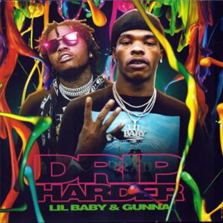 Lil Baby & Gunna - Drip Harder CarrWaxx podcast
