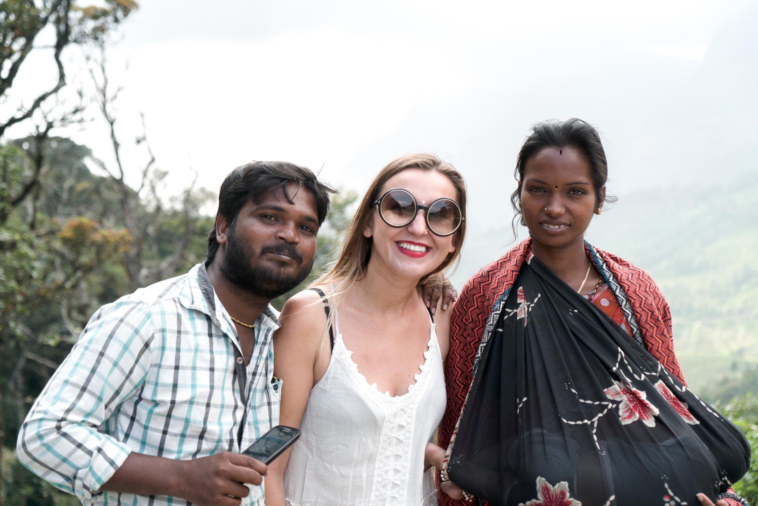 Beekeepers in Munnar