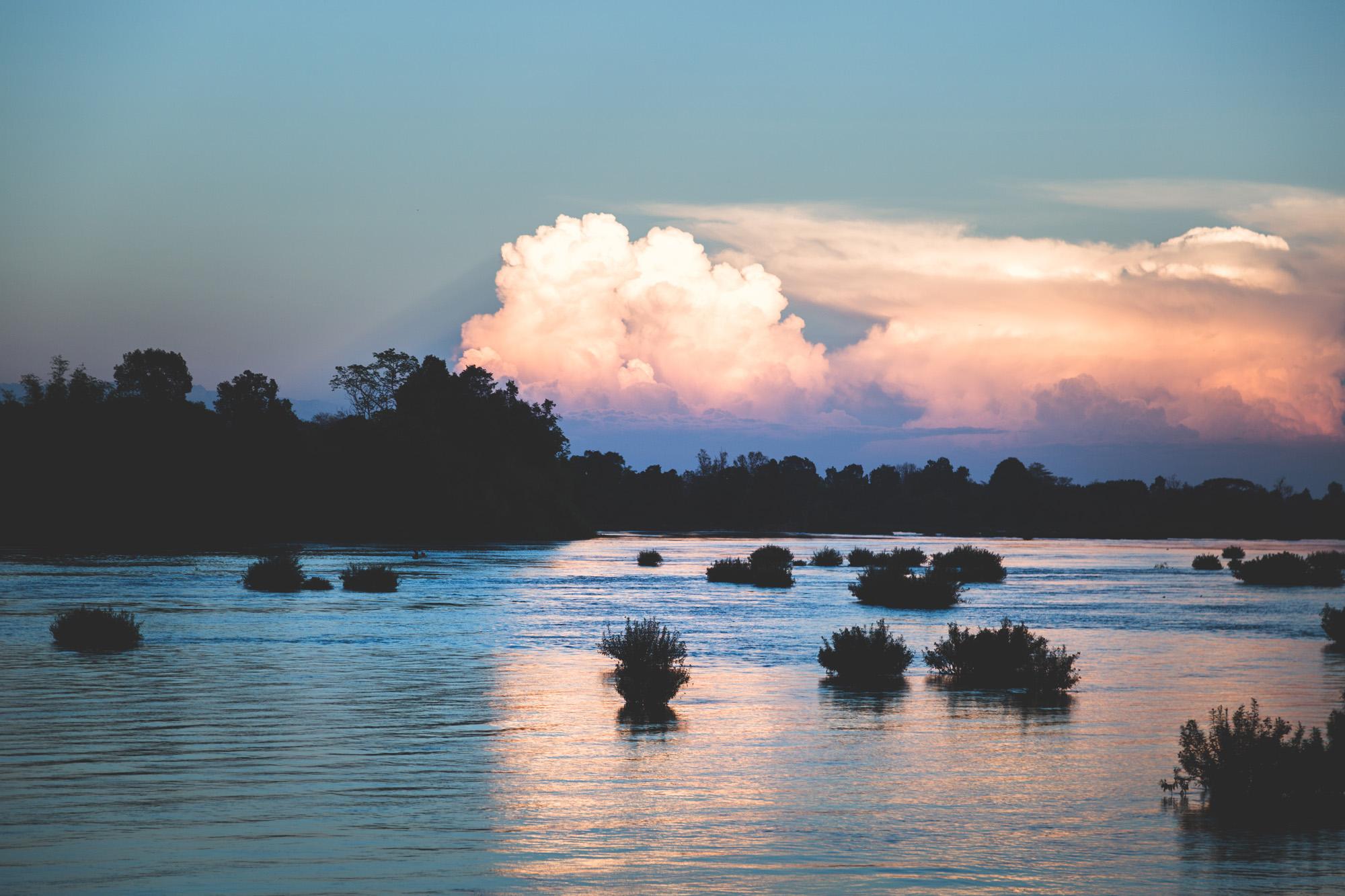 Laos 1000 Islands