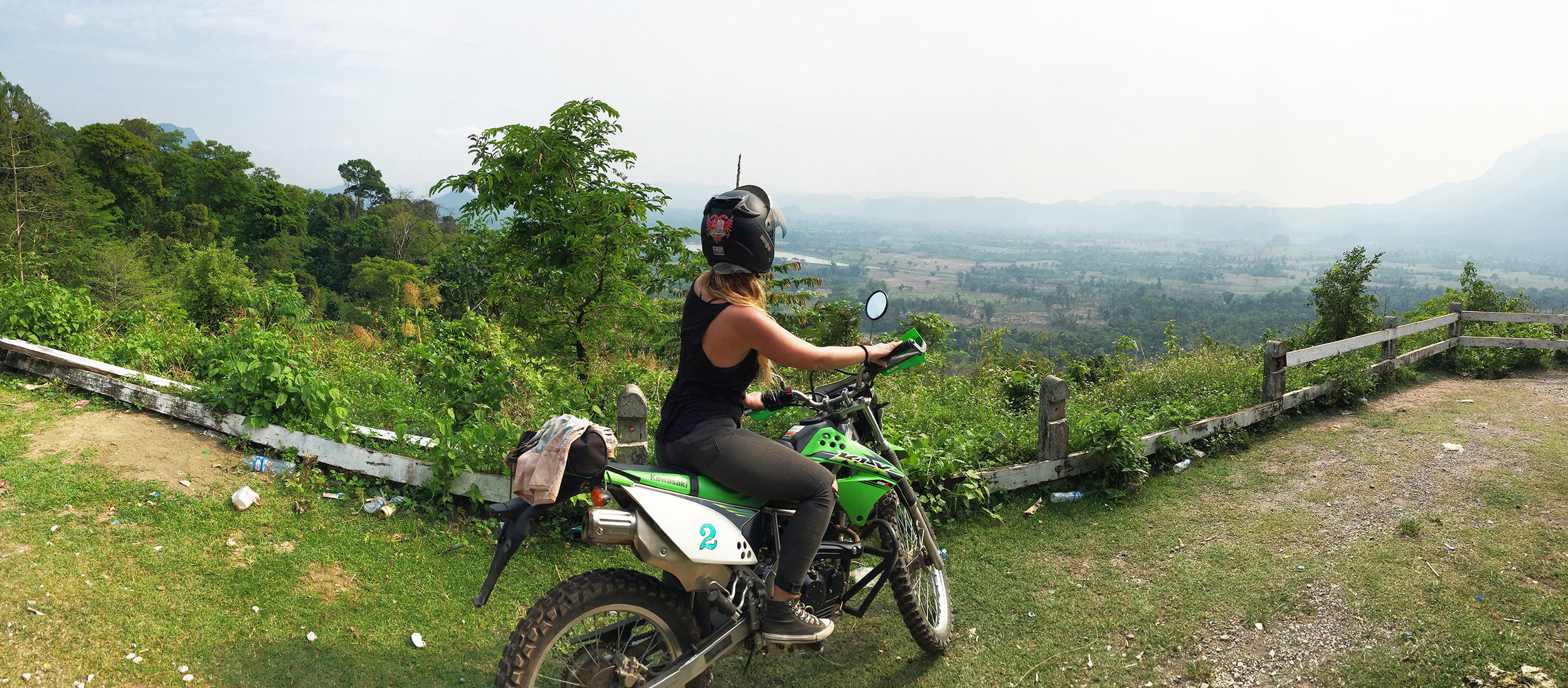 Read about our journey on the Thakhek Loop here!