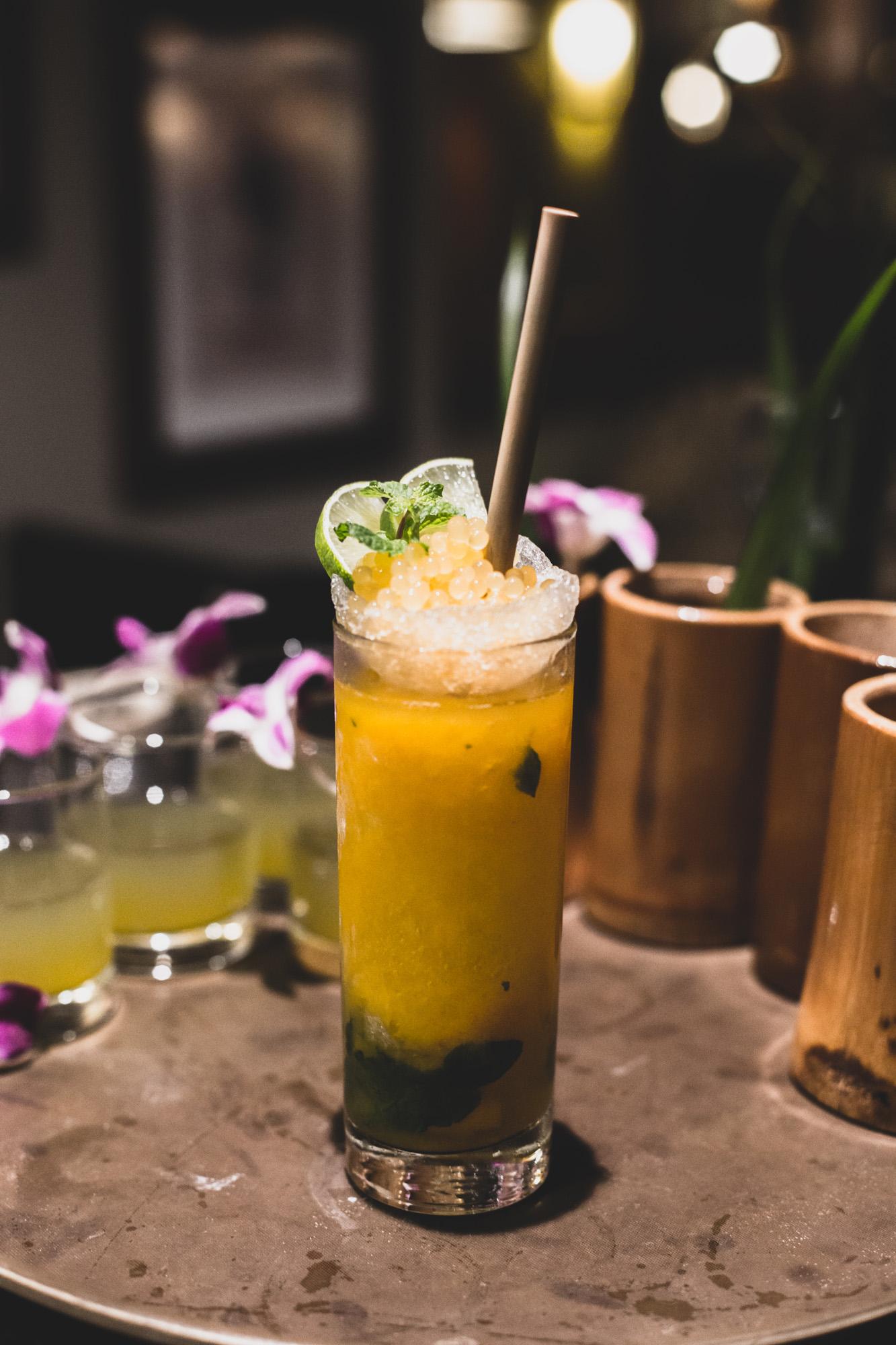 Victoria Angkor Cambodia Cocktail
