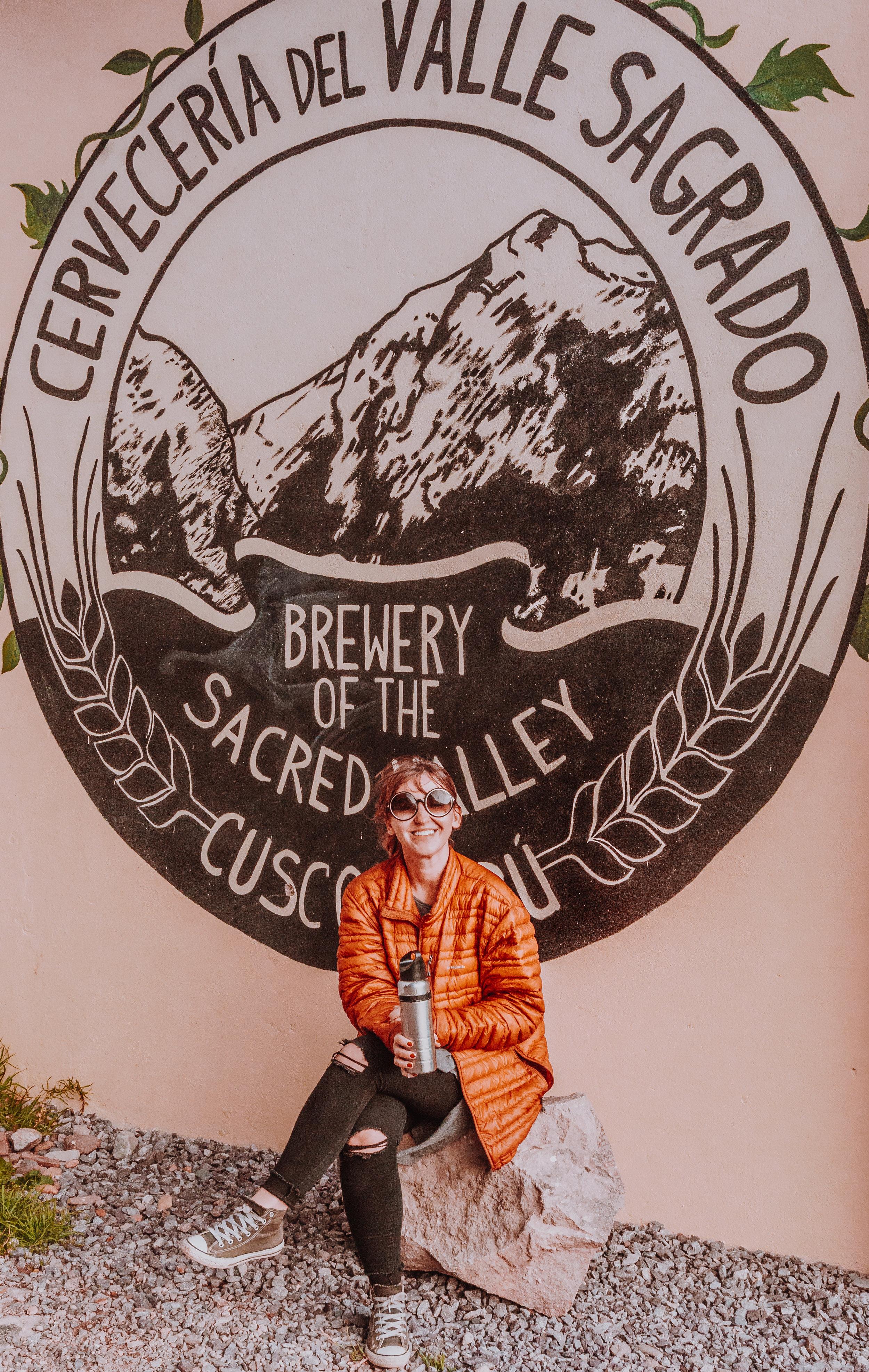 Peruvian Artisanal brewery