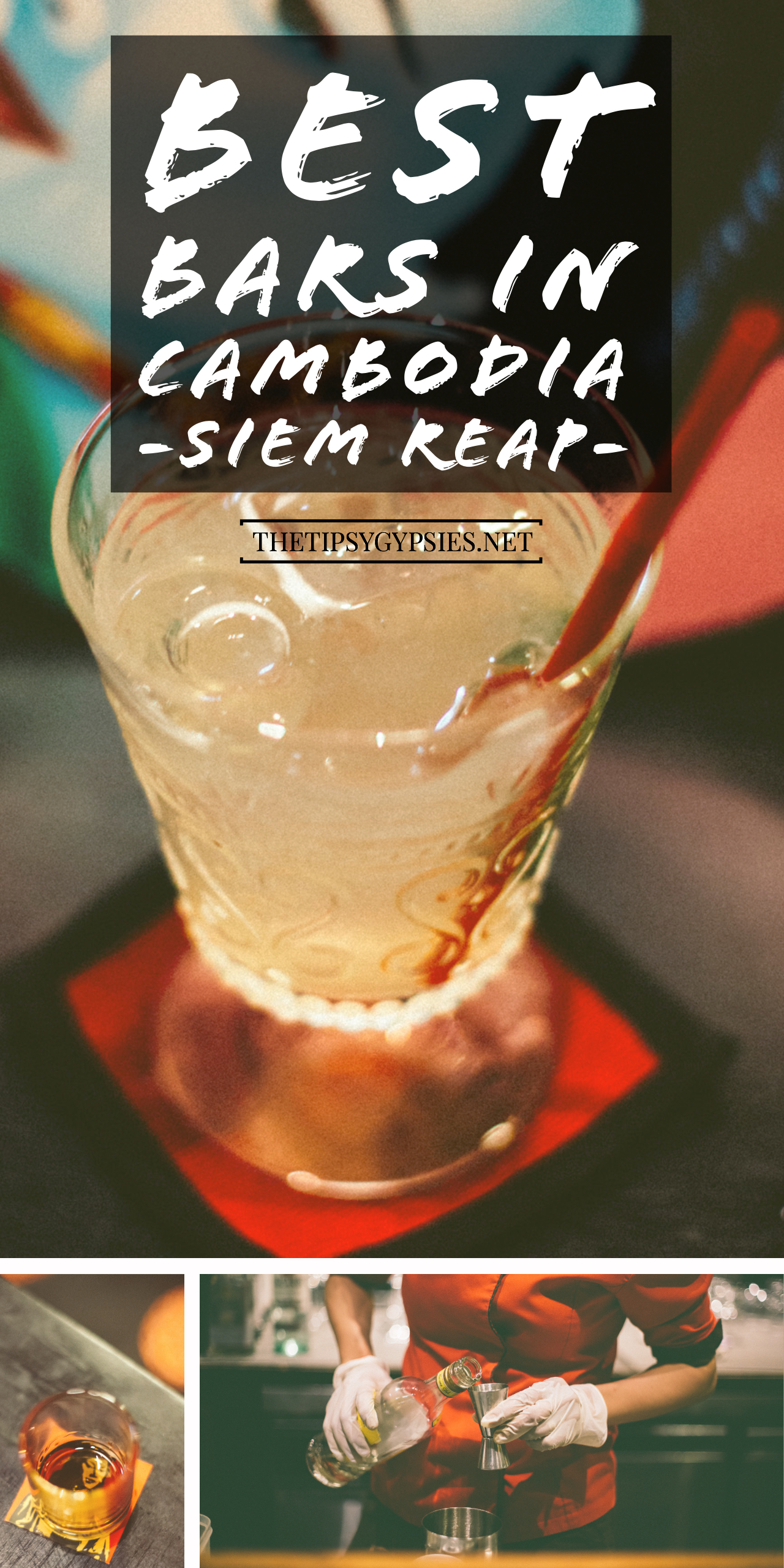 Best Bars in Cambodia Siem Reap
