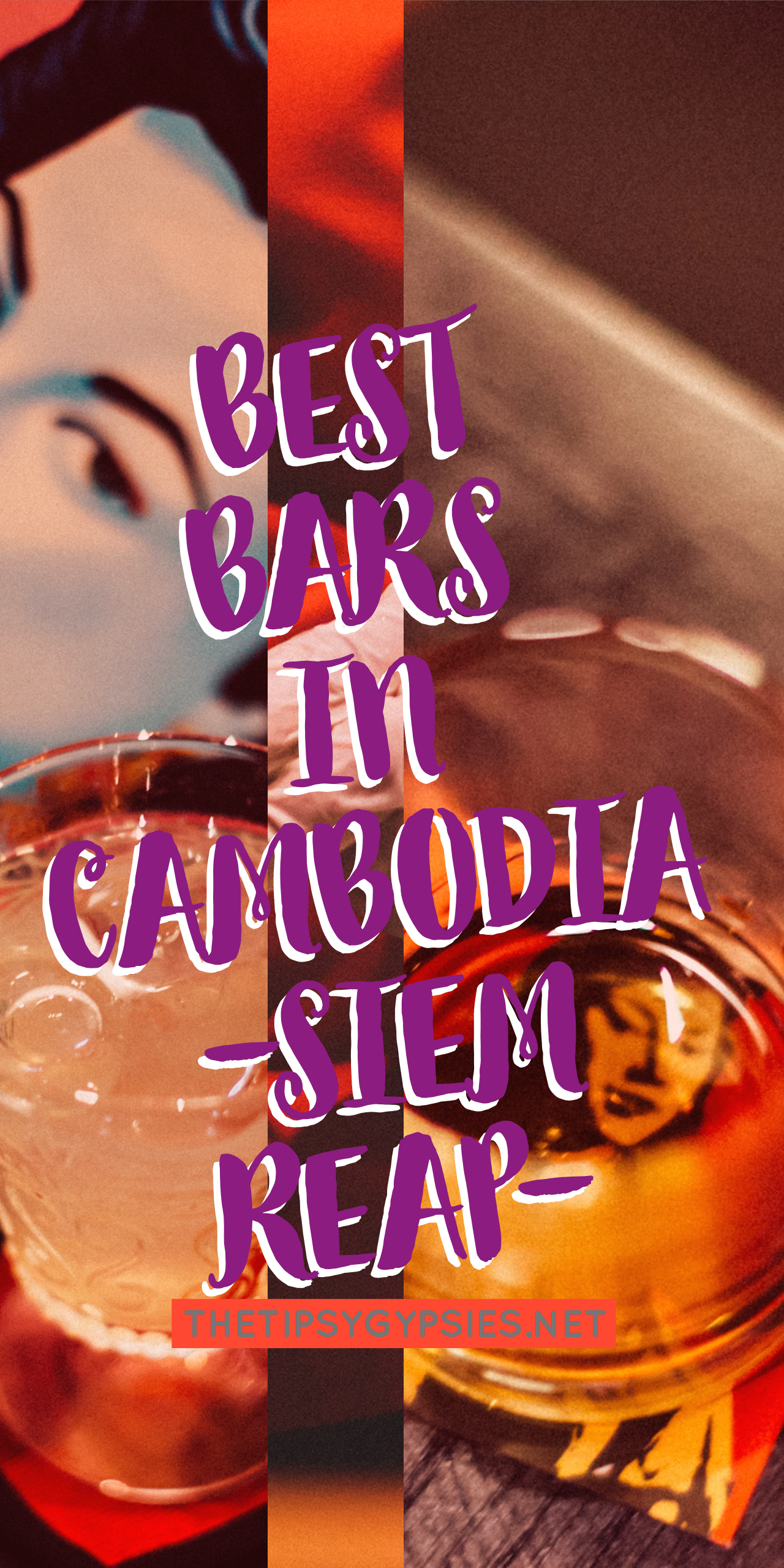 Best Bars in Siem Reap, Cambodia