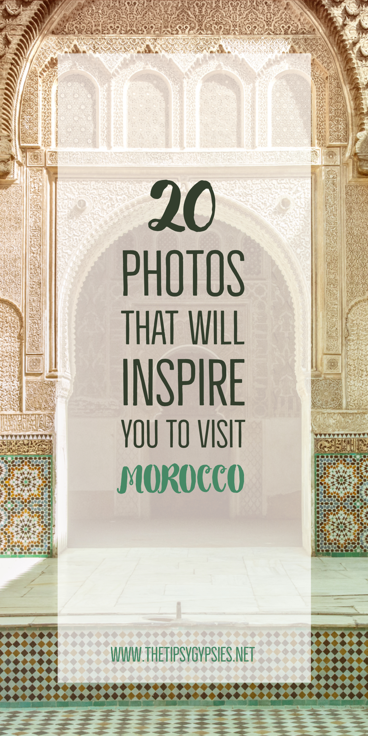 BEAUTIFUL MOROCCO