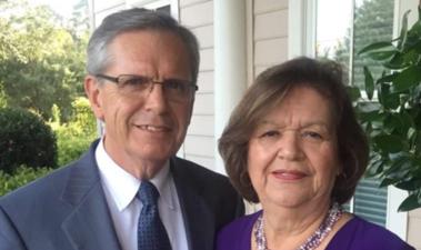 Jim & Doris Woodward, Co-Founders
