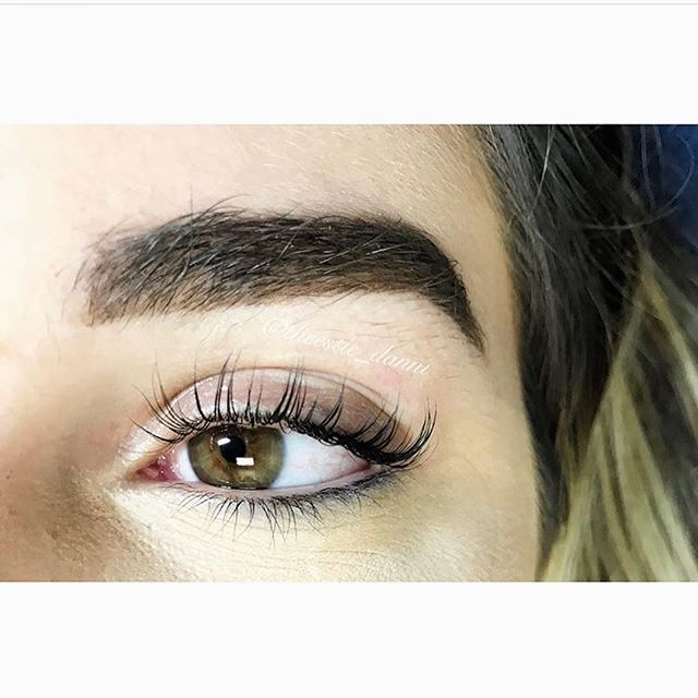 Lash lift also known as Lash perm. Definitely a trending service.  @theestie_danni * * * * * #lashlift #lashperm #lashes #skincare #lash #lashesonpoint #salontribeca #ranchocucamonga #americansalon #beautylaunchpad #beautytips