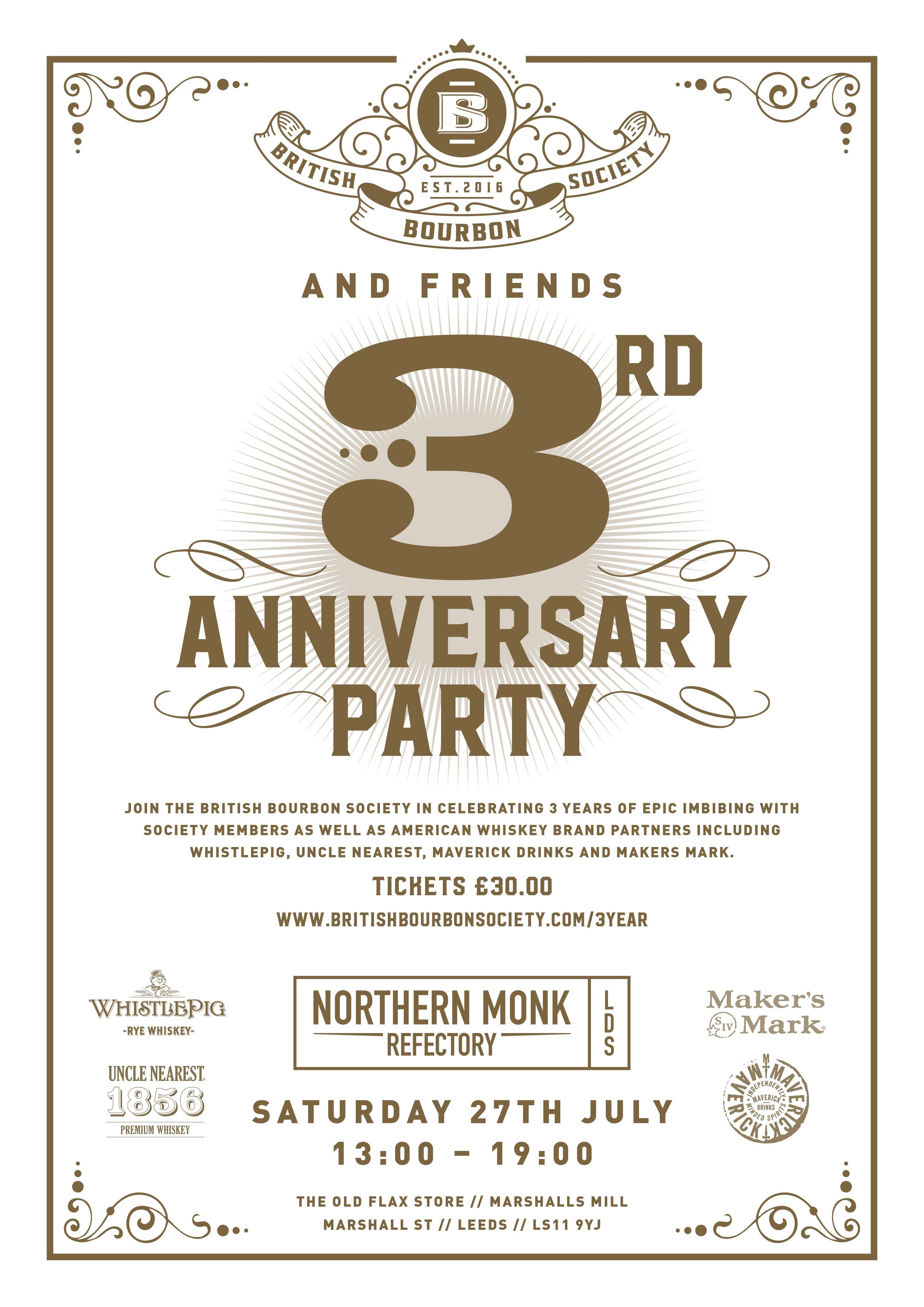 Northern Monk_Refectory LDSR_BBS & Friends, 3rd Anniversary Party_A3.jpg