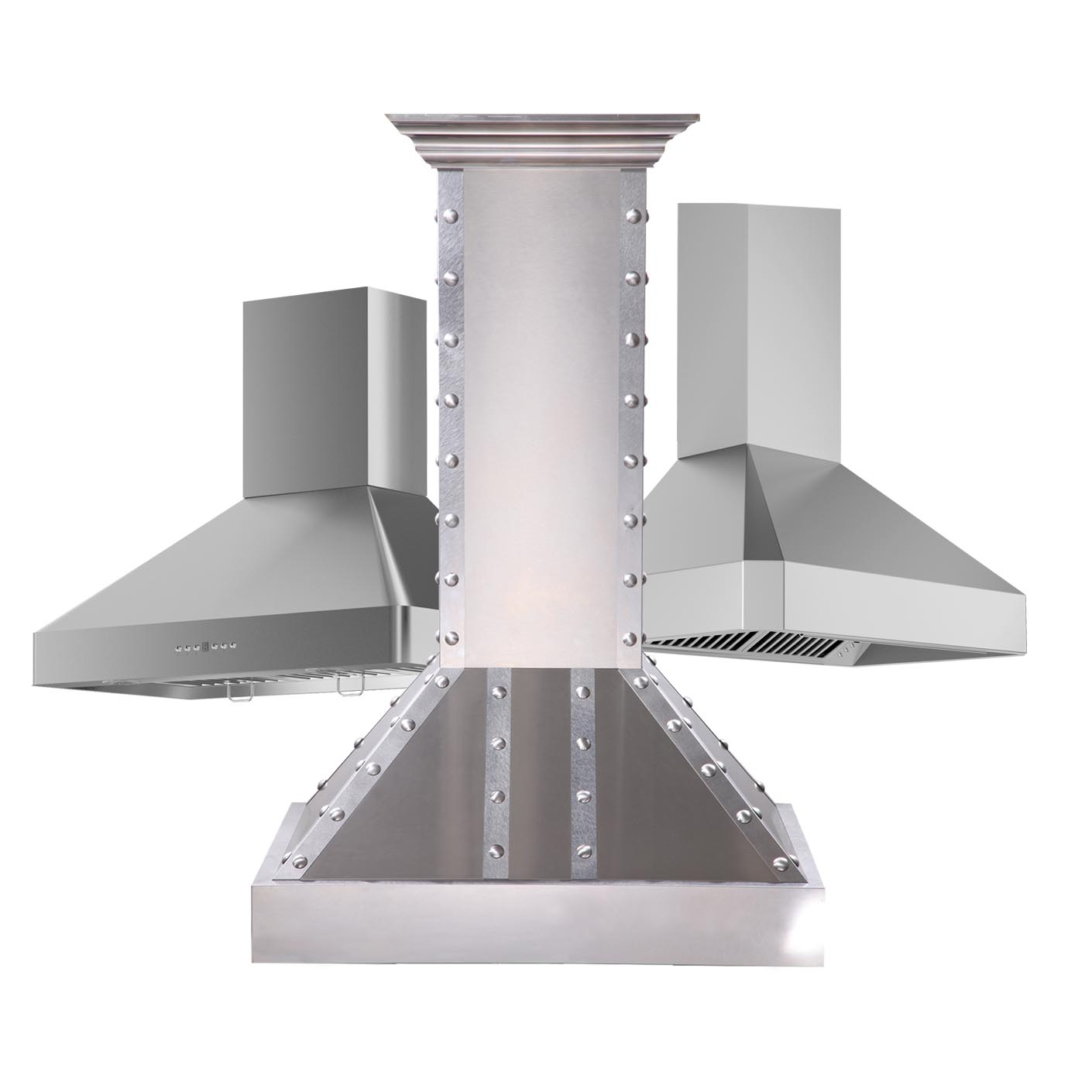 Designer Series Stainless Steel Hoods