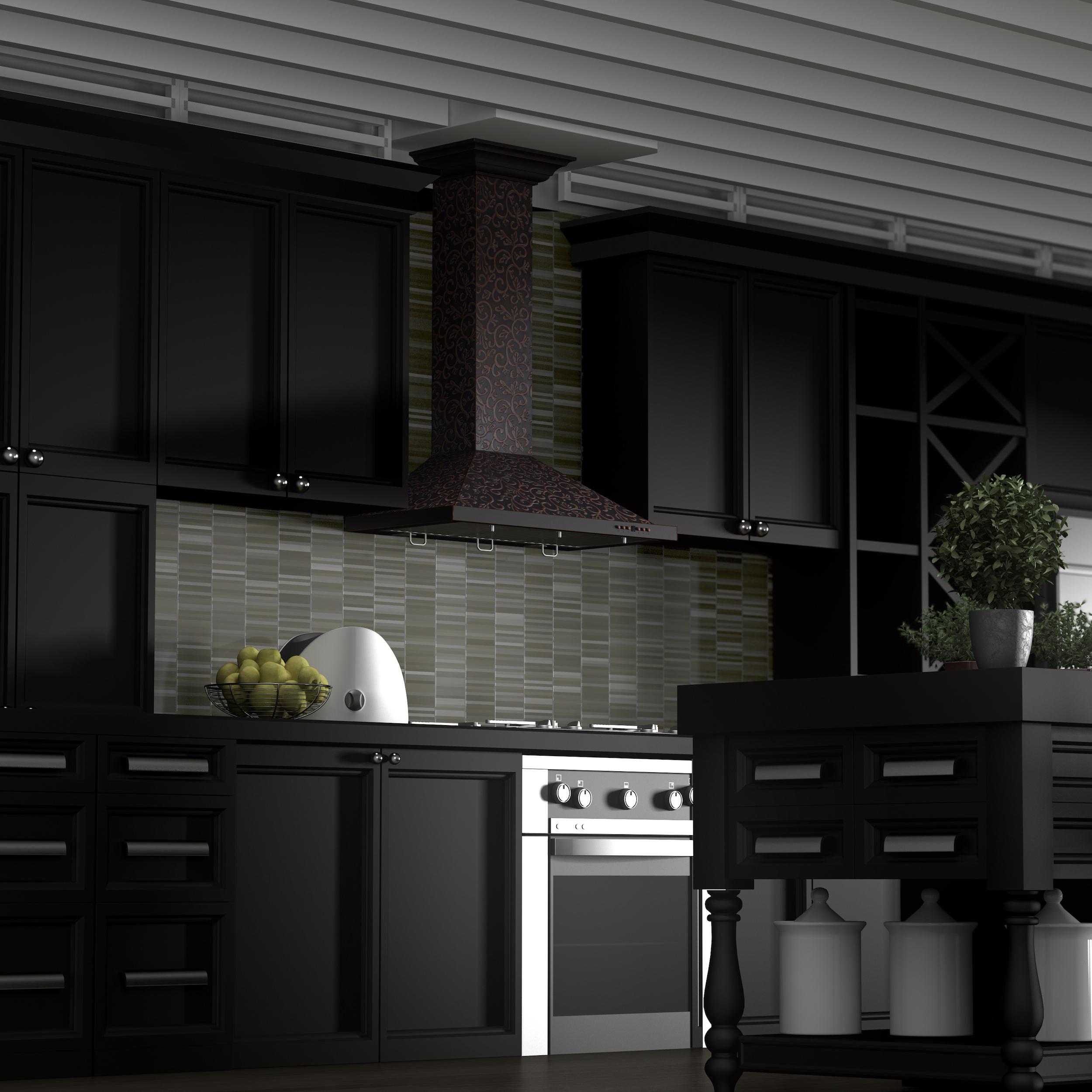 zline-copper-wall-mounted-range-hood-8KBF-kitchen.jpg