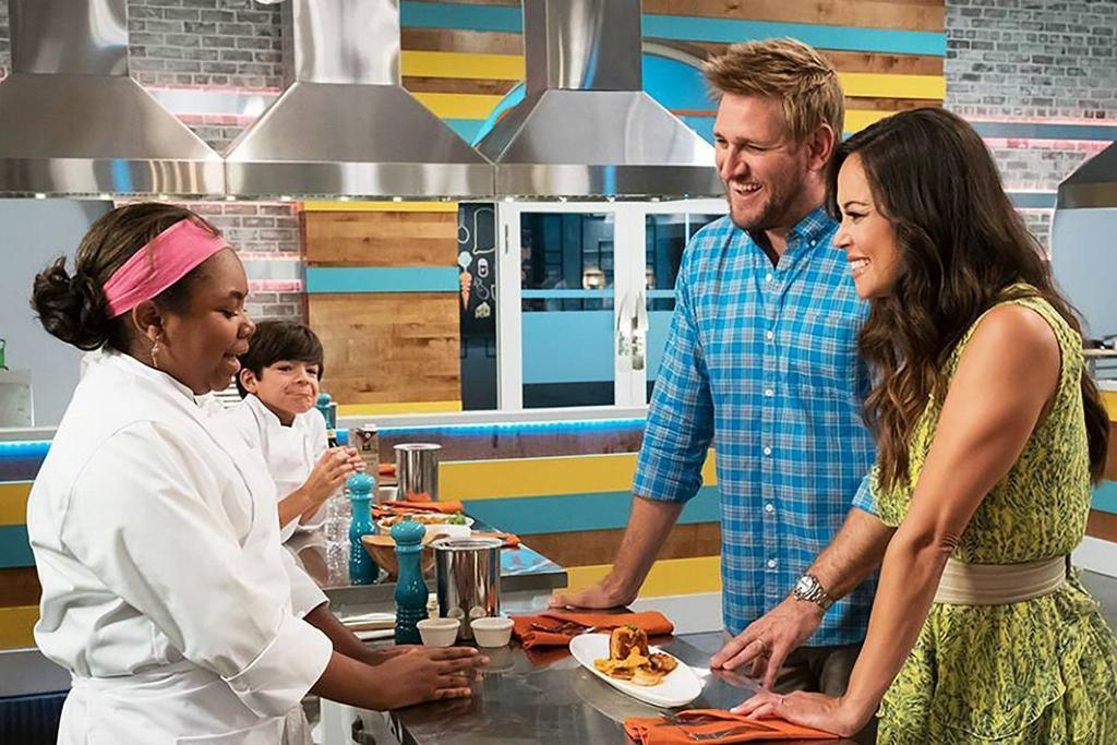 zline range hood on top chef tv show