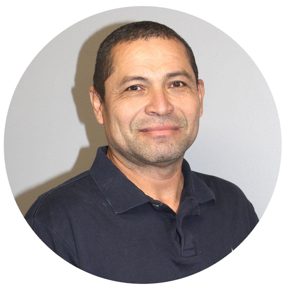 Luis Medrano  Building Supervisor