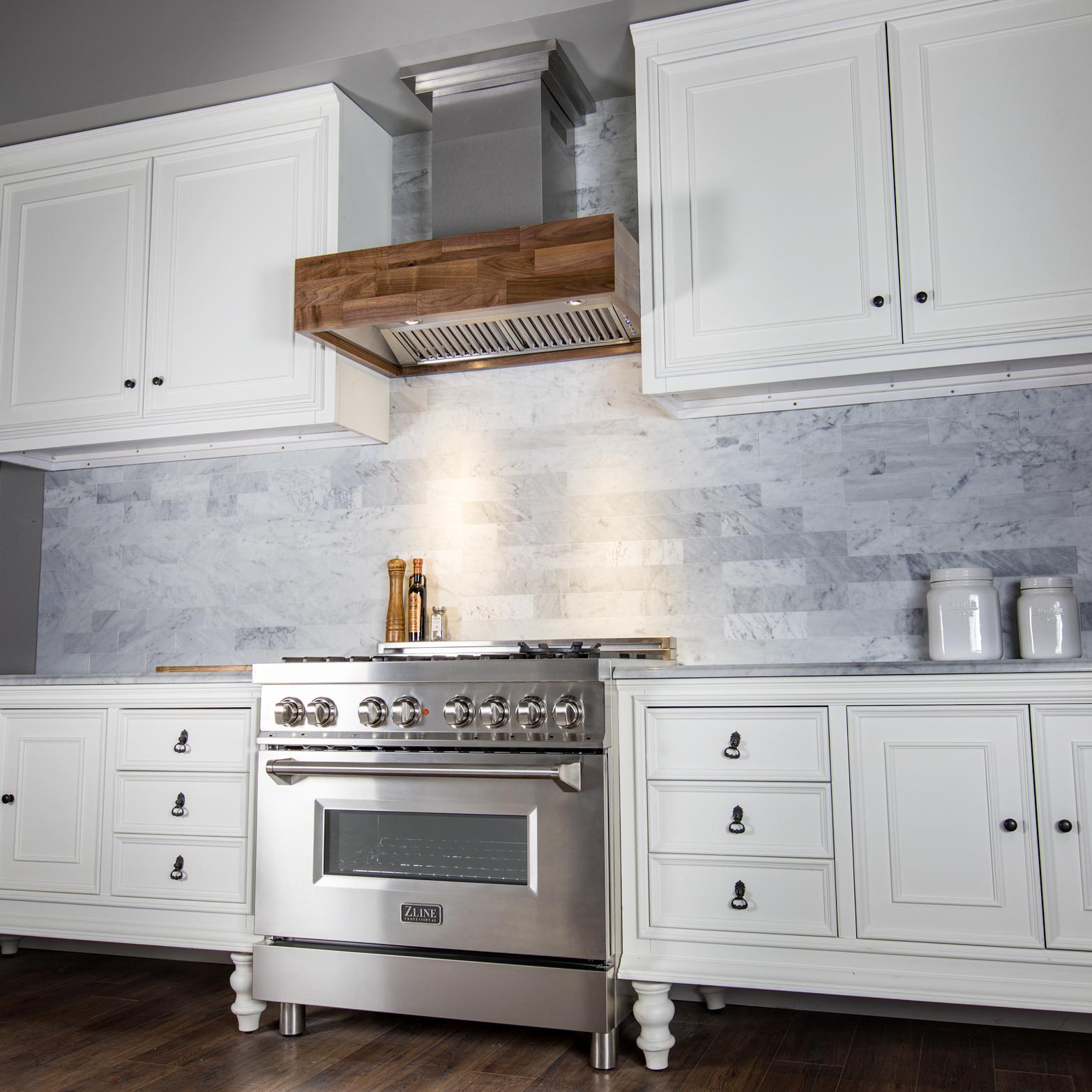 Wooden Crafted 681w Zline Kitchen