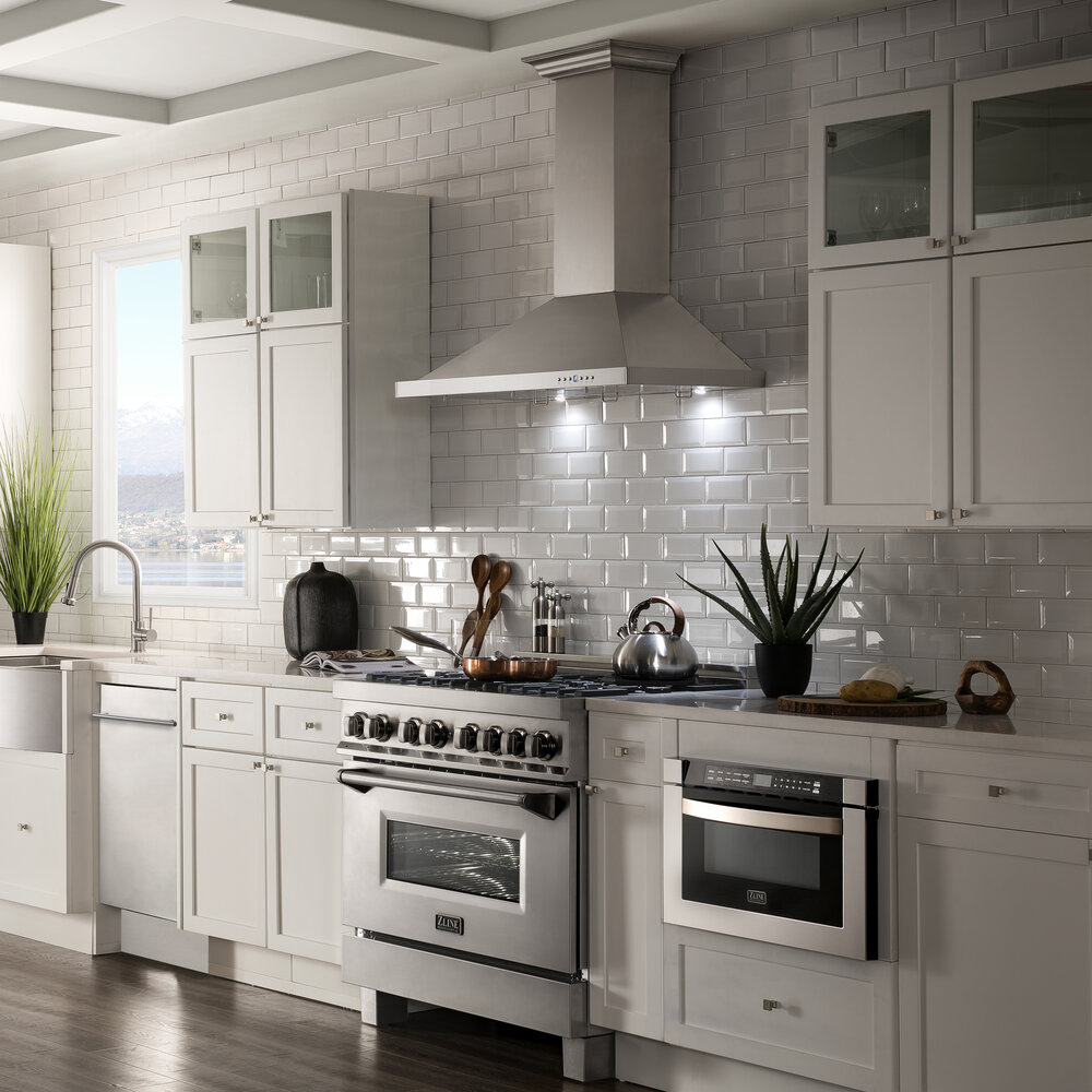 Range Hoods Zline Kitchen And Bath
