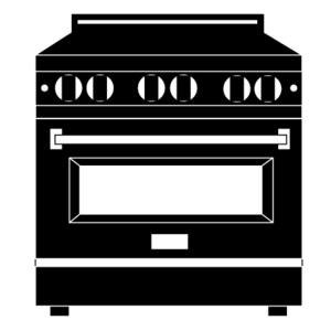 Ranges, Cooktops & Ovens