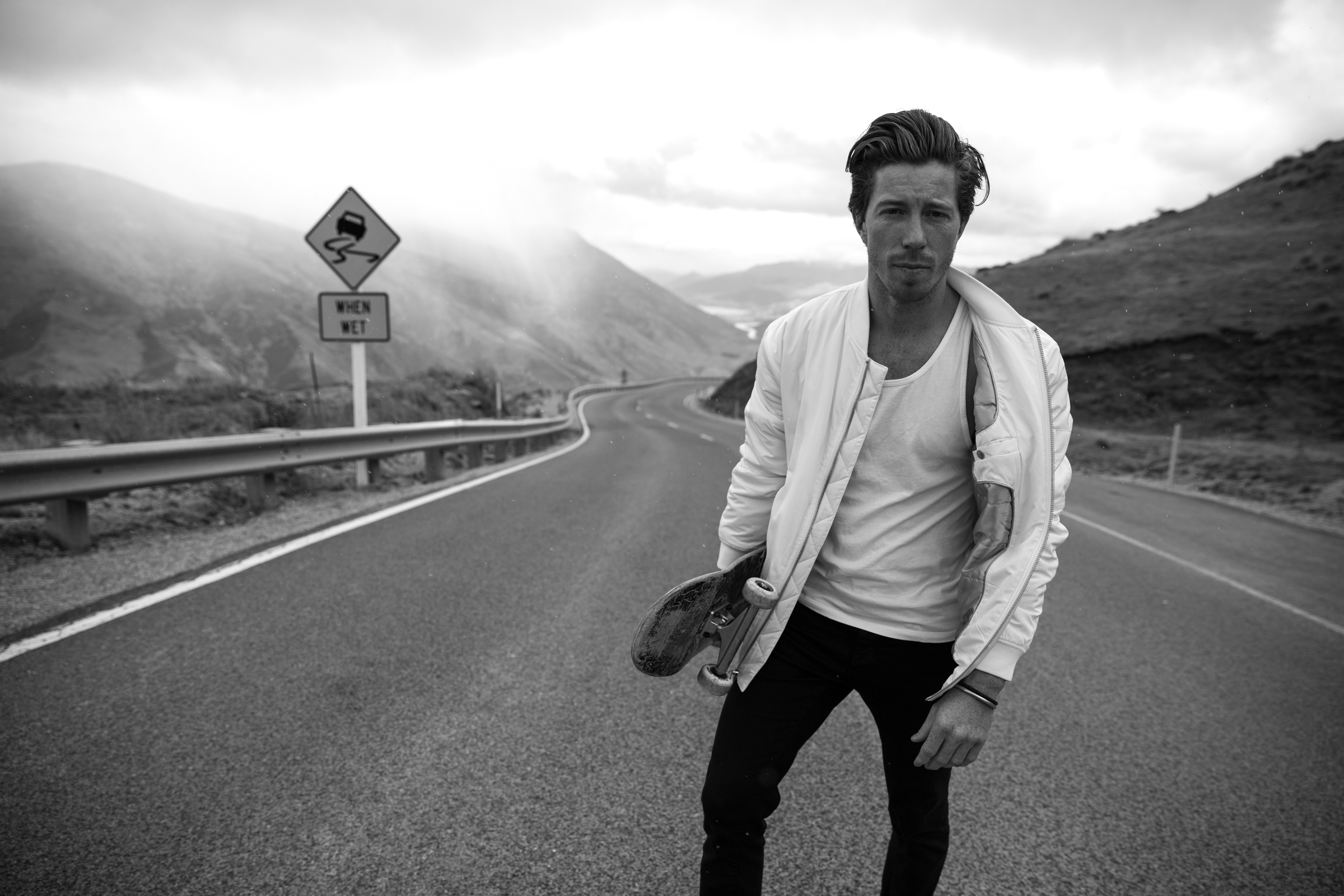 Shaun White for WHT SPACE