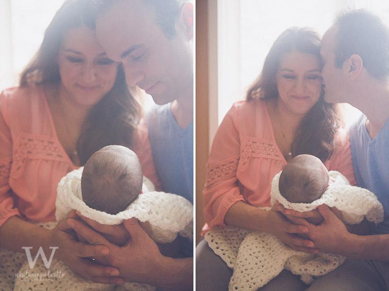 Ferraro Family | Newborn Photographer | Family Photographer | Portland, OR | Whitney Petretto Photography