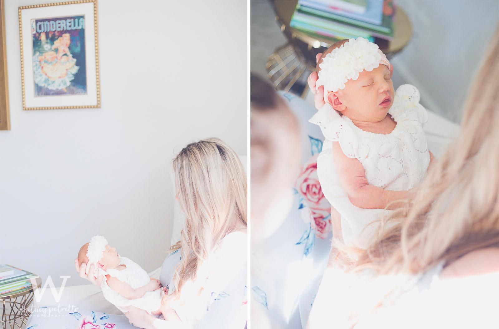Makinson Family | Newborn Photographer | Family Photographer | Portland, OR | Whitney Petretto Photography