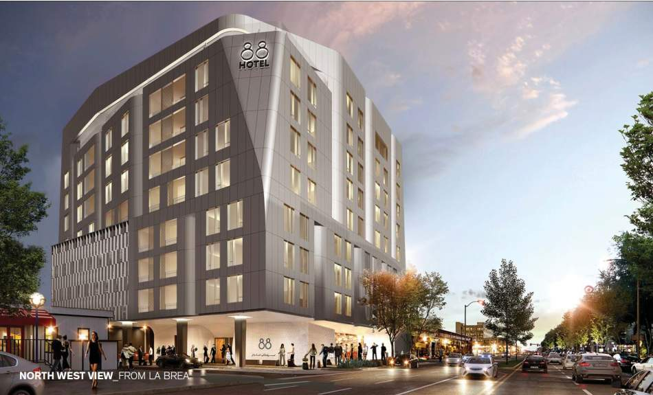 LaBrea WeHo Hotel - CIM