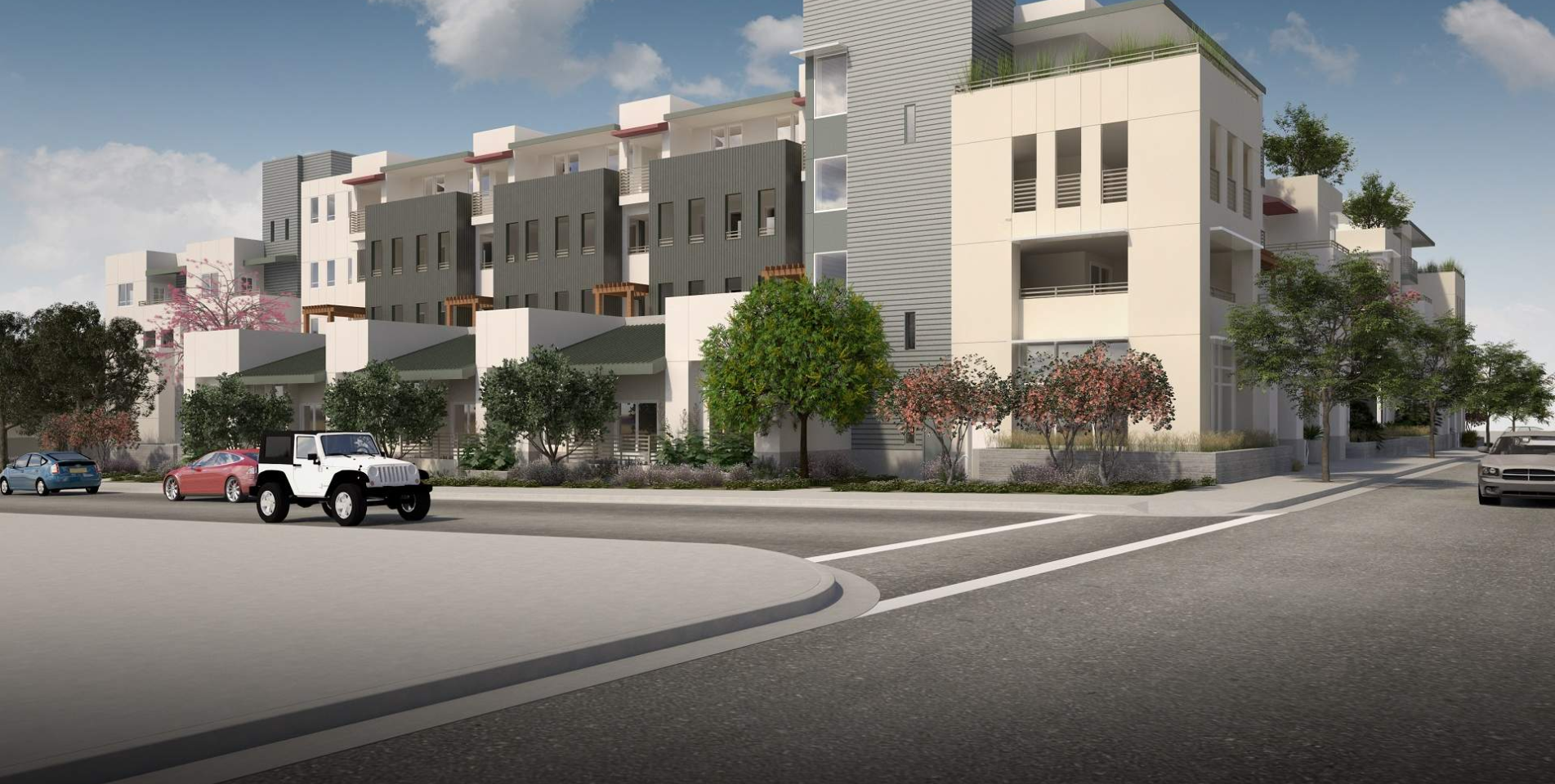 Whittier-Downey Affordable - Meta Housing
