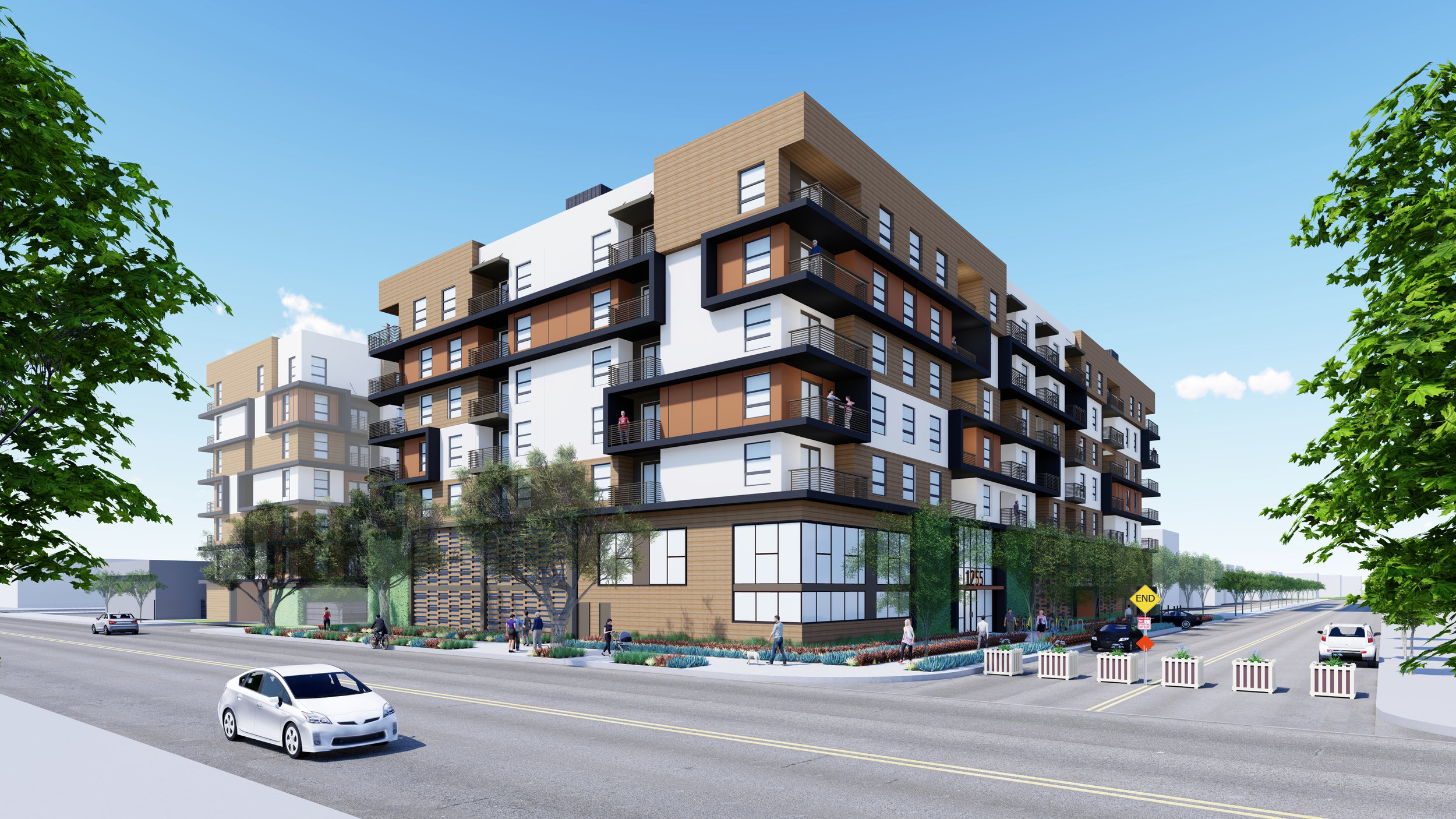 Elden Elms Apartments - WeHo Community Housing