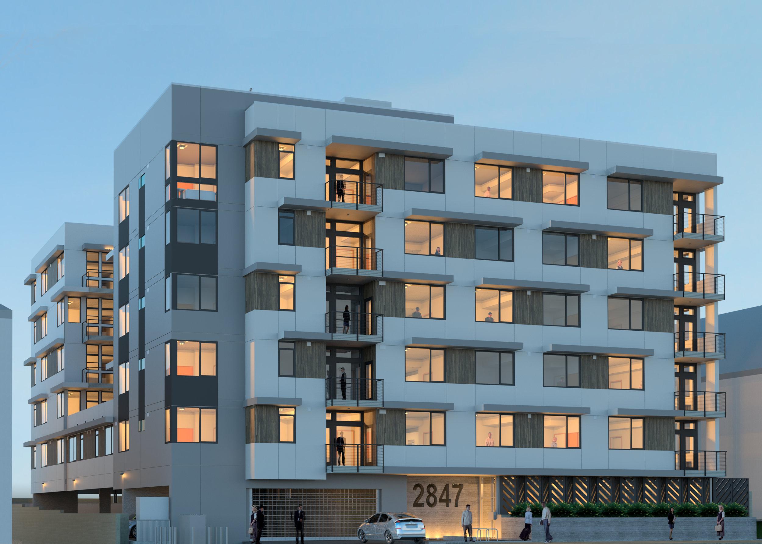 Leeward Apartments - Jamison