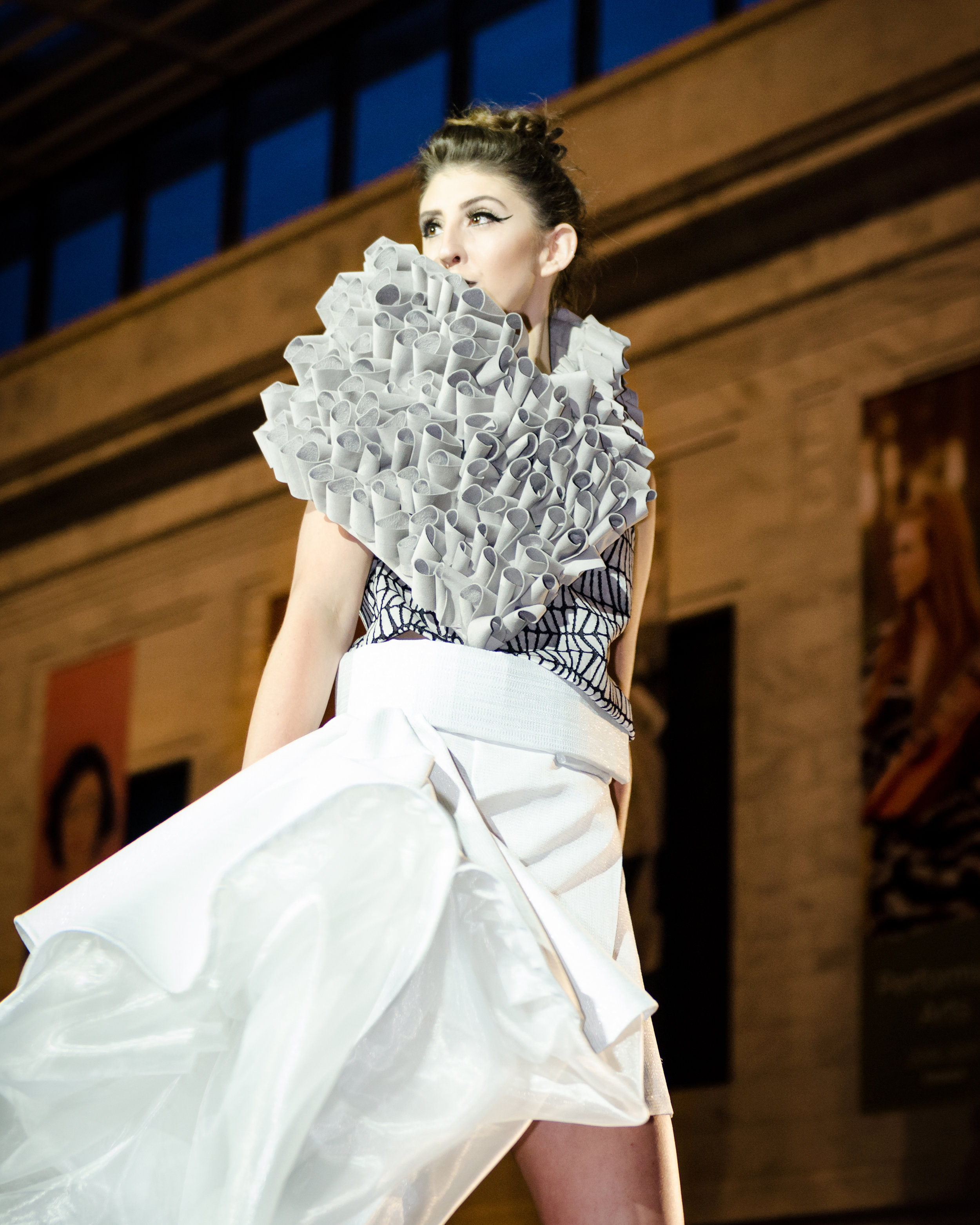 IIDA Product Runway  - From the 2017 IIDA presents Product Runway. This is a fashion show the IIDA puts on every other year in the Cleveland, OH area.