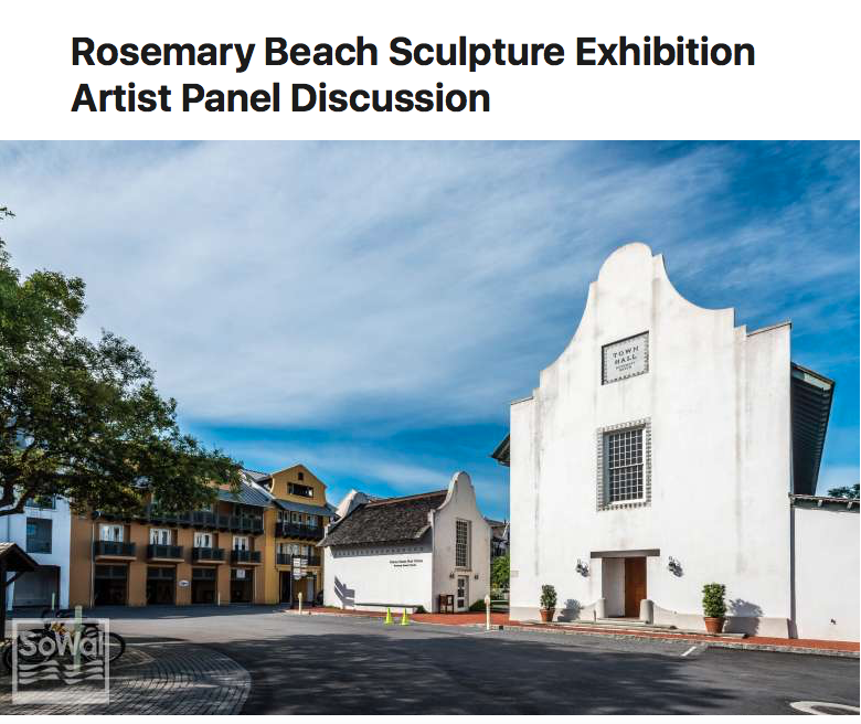 Thursday, May 23, 2019, 6:30 p.m., Rosemary Beach Town Hall.