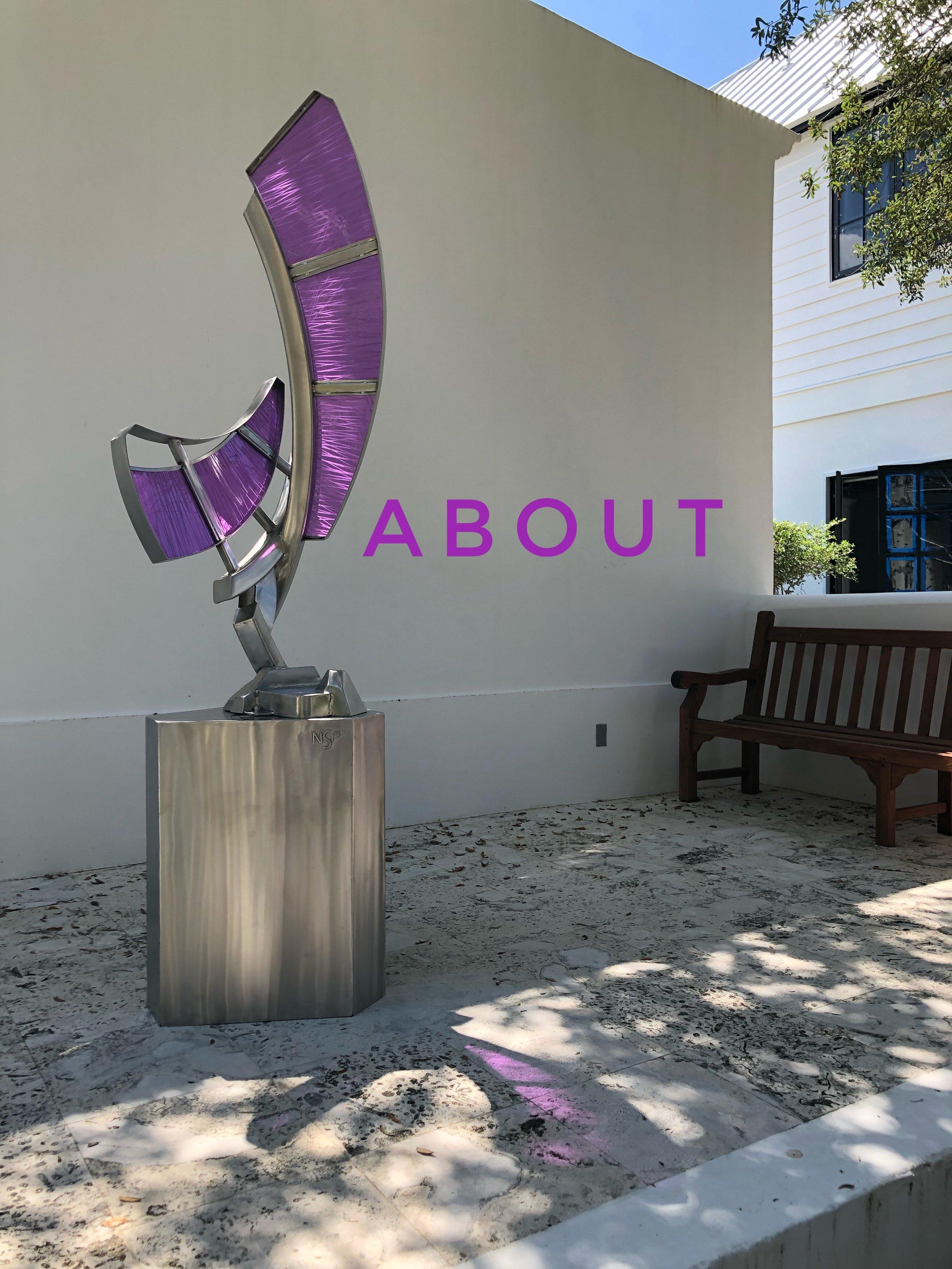 Public Sculpture Art Exhibition — Rosemary Beach Sculpture