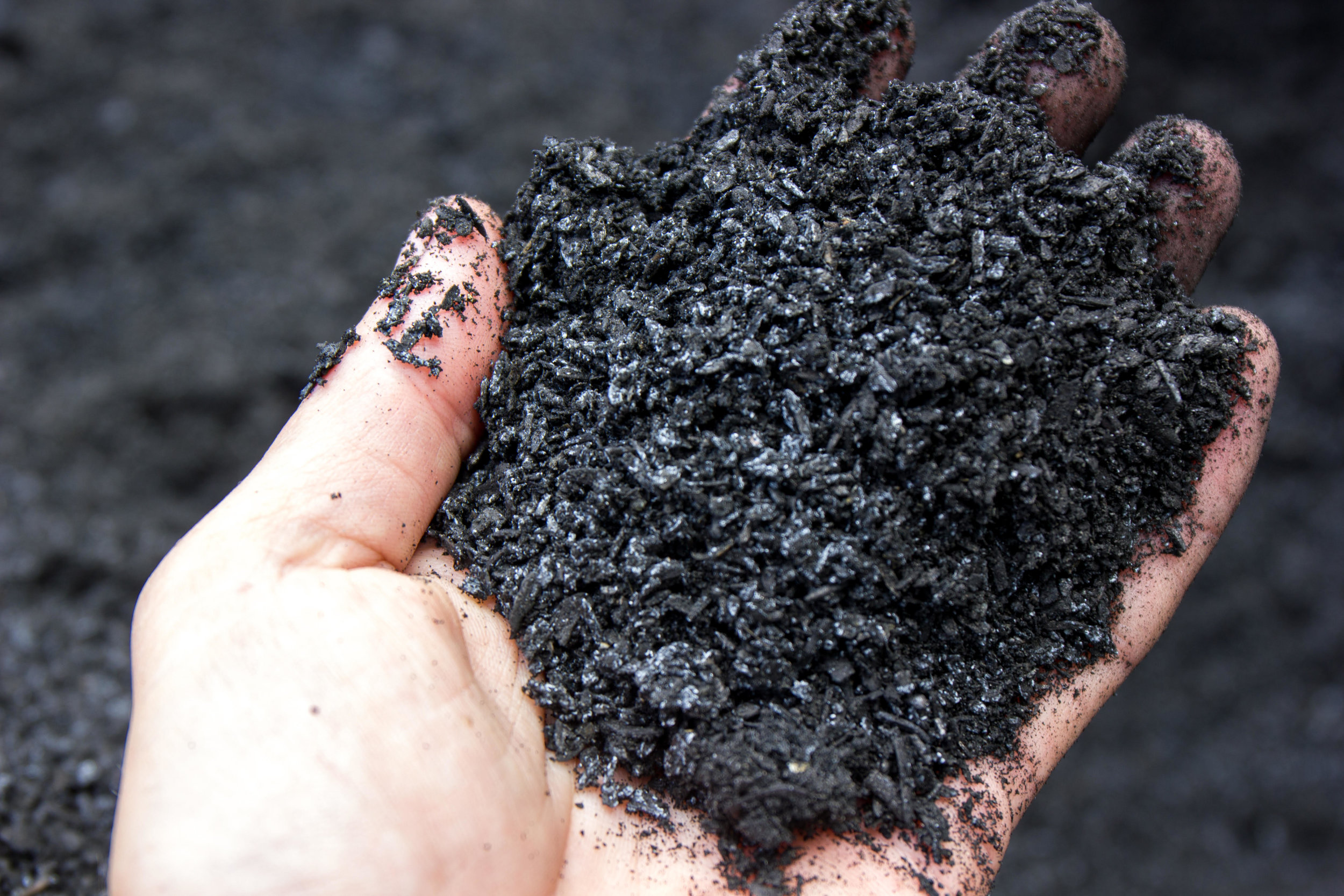 Image courtesy of Josiah Hunt, CEO of  Pacific Biochar