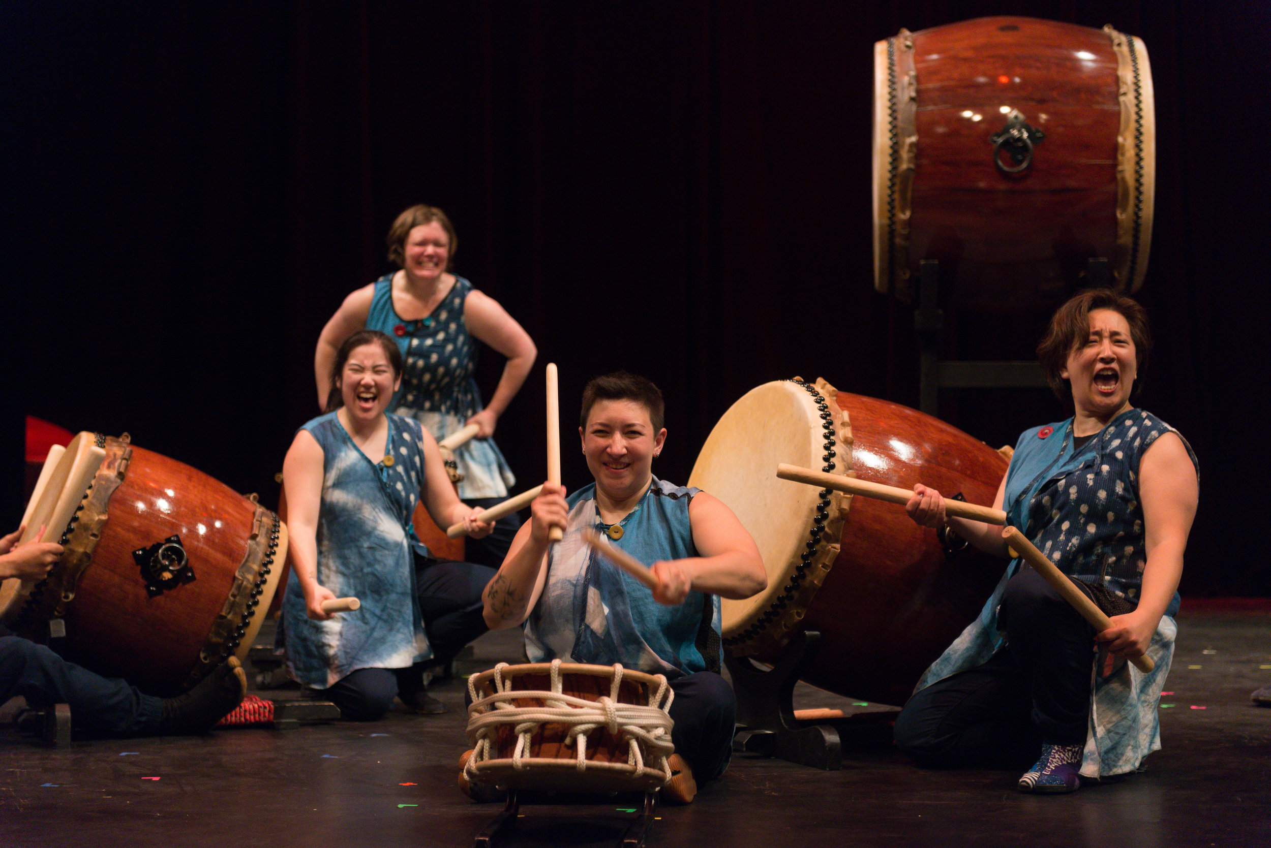 SUPPORT TAIKO -