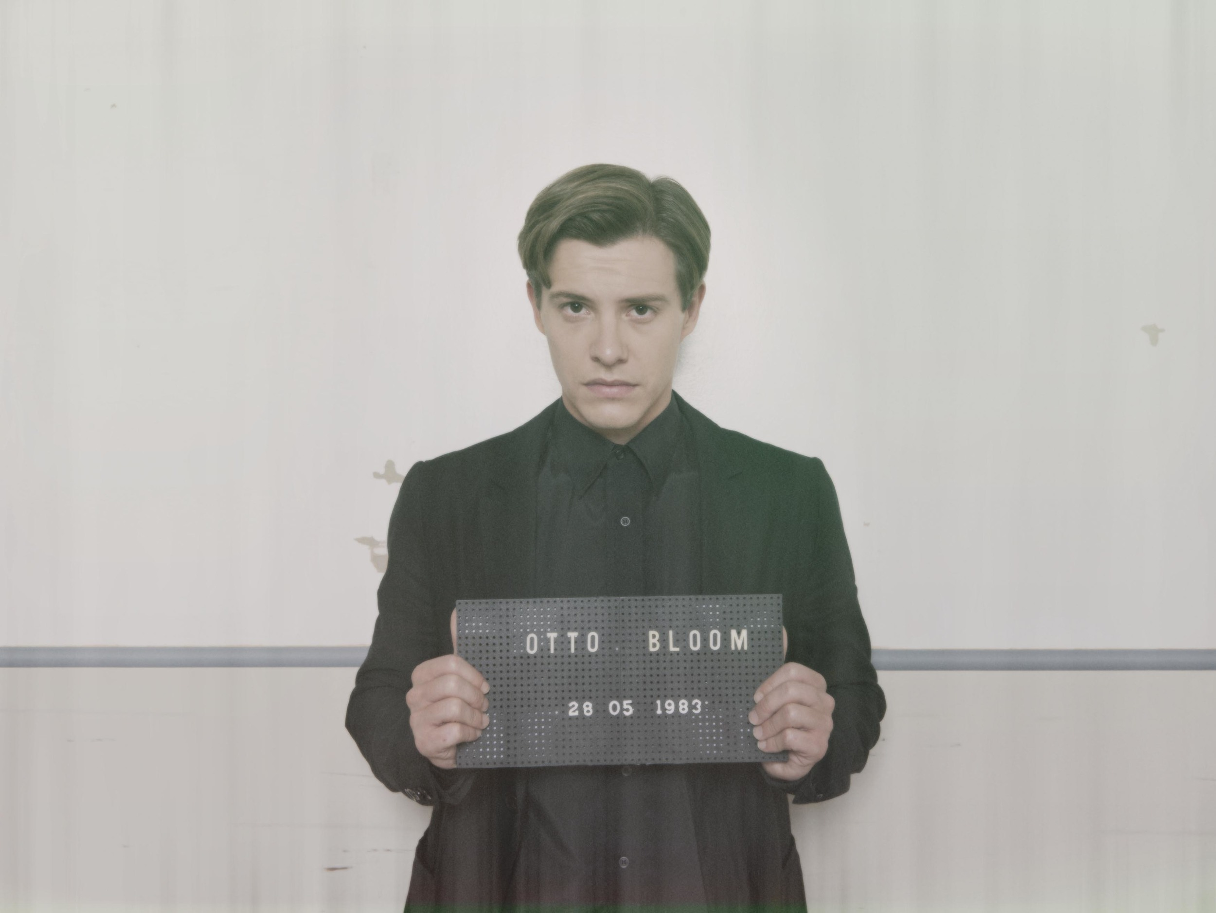 16. Xavier Samuel is OTTO BLOOM Mugshot The Death and Life of Otto Bloom photo by Suzy Wood.jpg