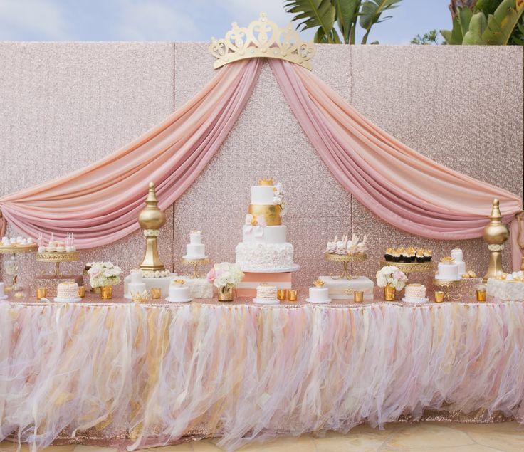 Dessert Table   Cake Stands   Opulent Treasures