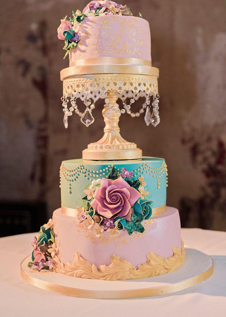 Creative Wedding Cake Ideas   Opulent Treasures