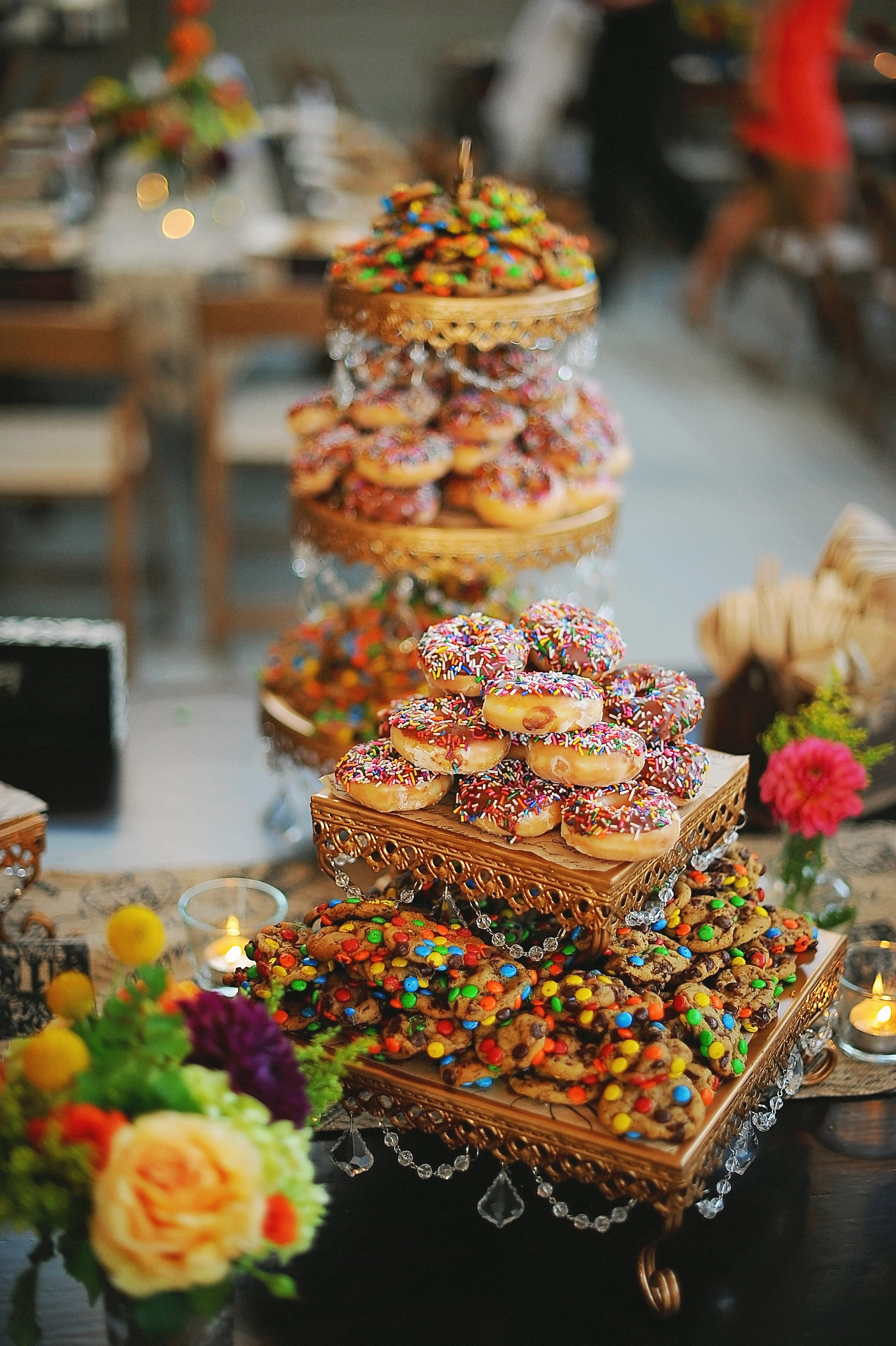 Dessert stands by Opulent Treasures