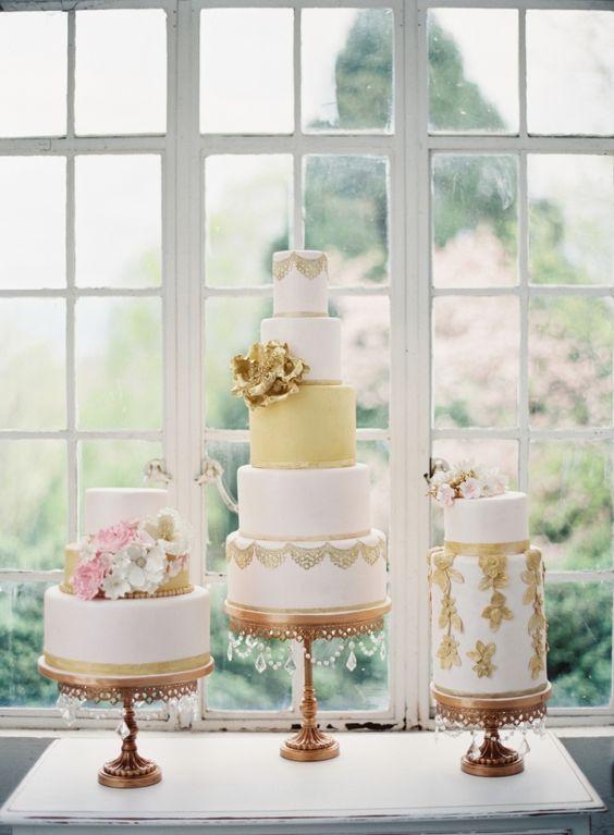 Chandelier Round Cake Stands   Opulent Treasures