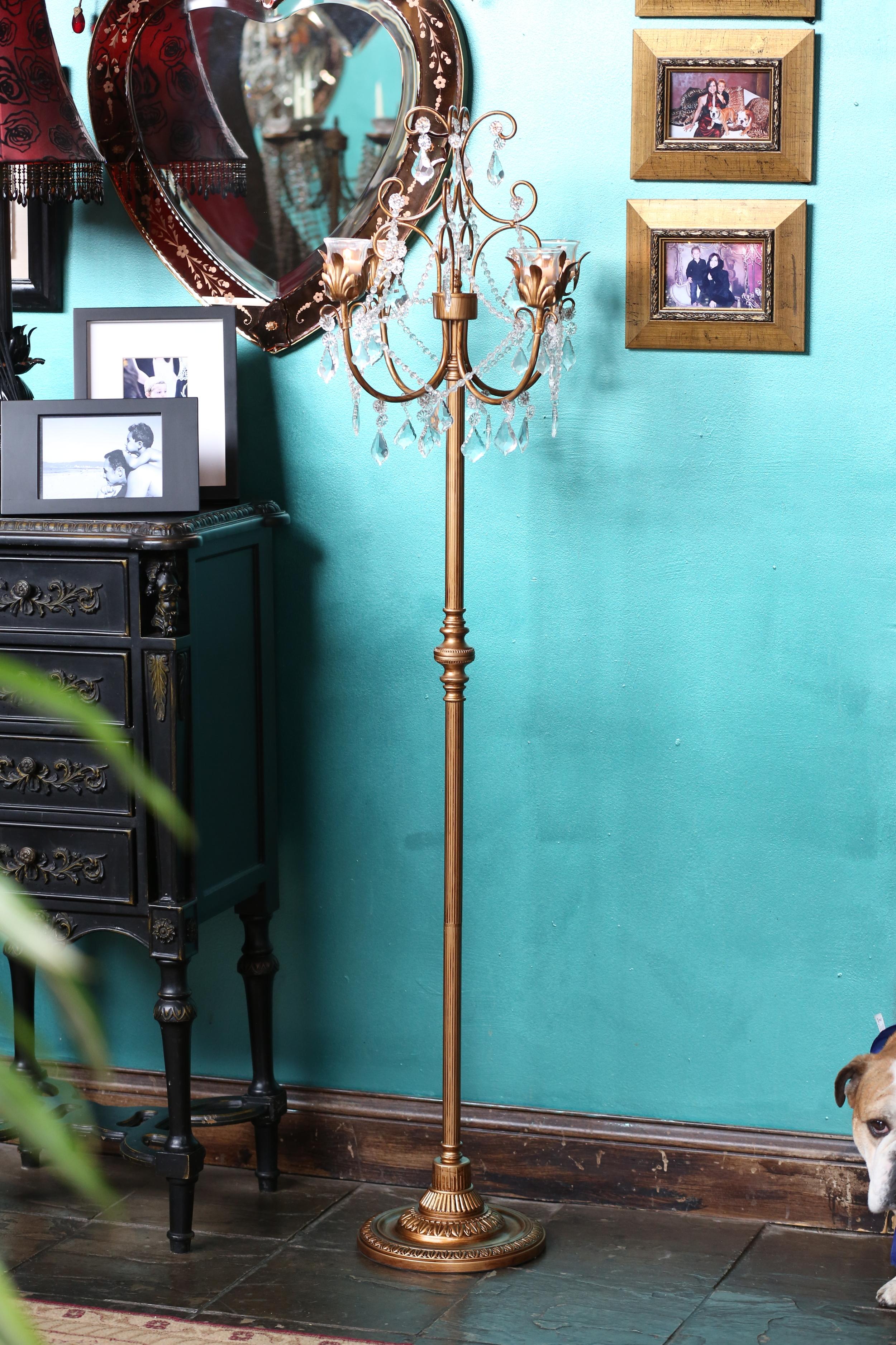 Candelabra Lighting   Opulent Treasures