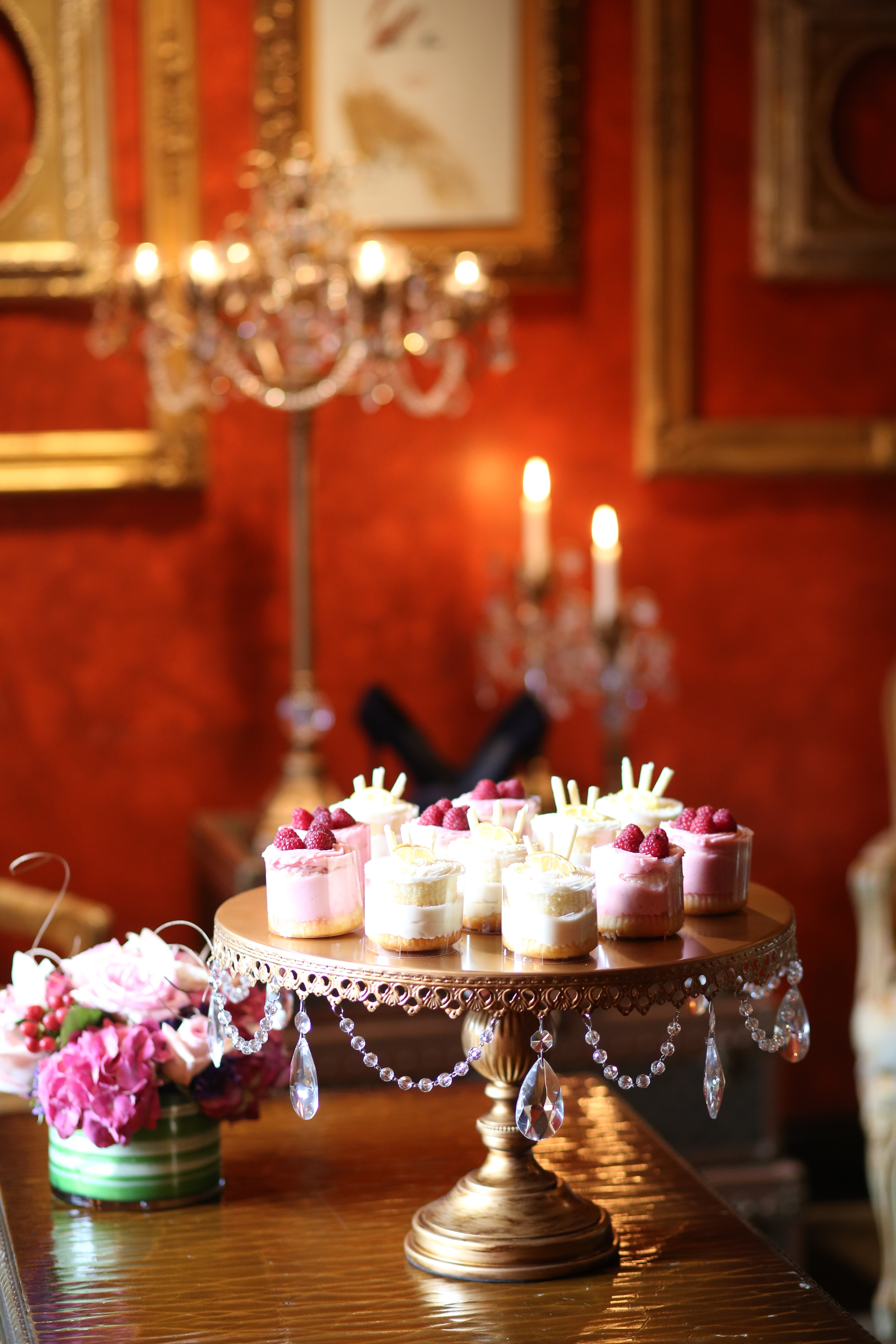 opulenttreasures.com   Opulent Treasures   Cake and Dessert Plates and Stands   Candelabras for Weddings and Events   Wedding and Celebration Cakes