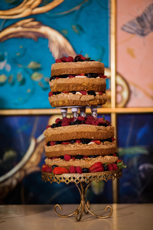 Chandelier Loopy Cake Plates   Opulent Treasures