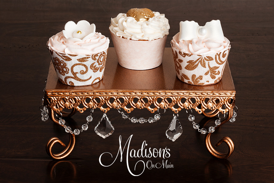 Square Chandelier Cake Stand